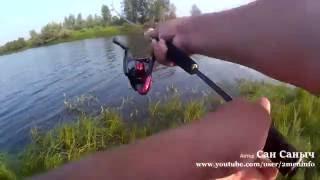 Щука на вертушку, рыбалка на спиннинг