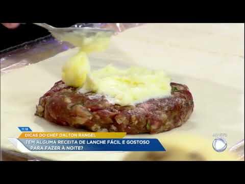 Dalton Rangel Ensina Receitas Práticas E Dá Dicas De Culinária No Hoje Em Dia