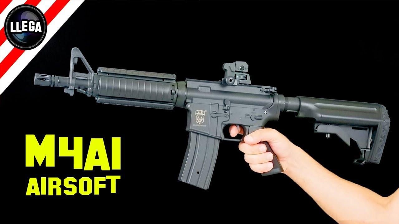 The Best M4a1 Airsoft Gun Ever