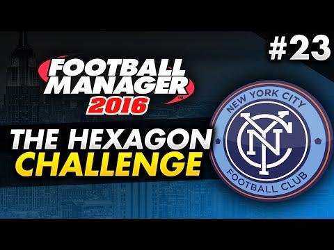 Hexagon Challenge - Episode 23: A Fresh Start | Football Manager 2016