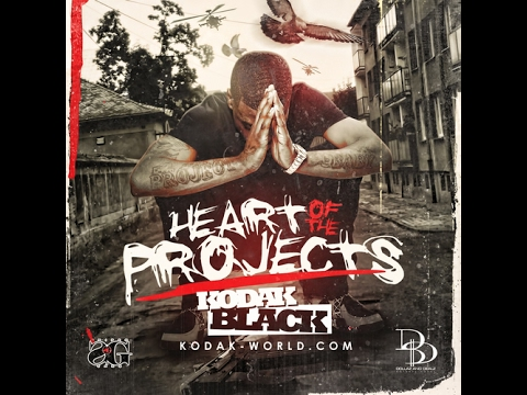 Kodak Black - 10 Toes Down (Heart Of The Projects)