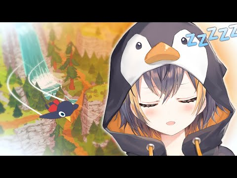 【A SHORT HIKE】and a pengy who just wants to fly【NIJISANJI EN | Petra Gurin】