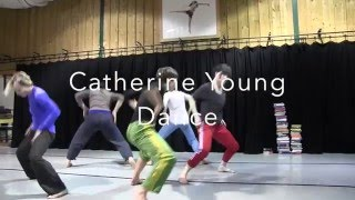 Ultima Thule rehearsals by Catherine Young Dance - Project Arts Centre