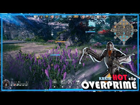 Playtest: Overprime Kakia Remake 3D TPS Action MOBA Overprime