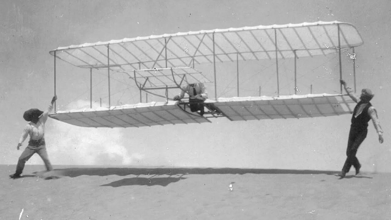 the wright brothers the inventors of the first successful manned flying machine Inventing a flying machine  the wrights next began to study aerodynamics and structures in preparation for building their first  the brothers now began.