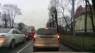 Калининград Невского ДТП