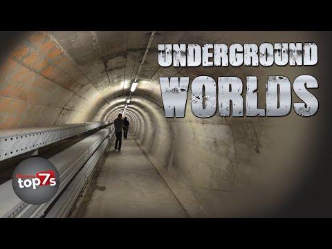 Top 7 Underground Worlds