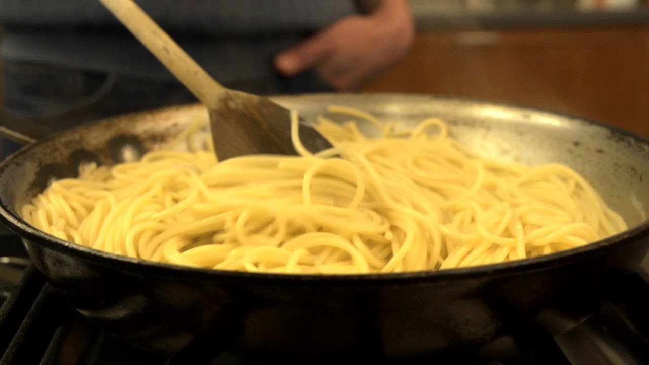 Recipes for making pasta noodles