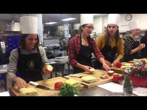 Stanford Teaching Kitchen