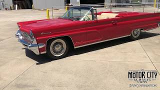 1959 lincoln continental mark IV for sale - motor city classic cars
