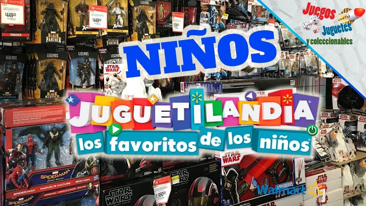 Juguetilandia De Walmart Seccion Ninos Juegos Juguetes Y