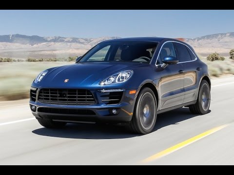 2015 porsche macan s review youtube. Black Bedroom Furniture Sets. Home Design Ideas