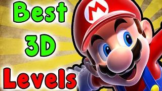 Top 10 3D MARIO Levels