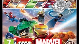 LEGO Marvel Super Heroes Прохождение Часть 6 HD