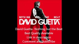 Baixar David Guetta-Nothing but the Beat(Download Link+Best Quality)