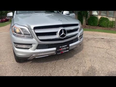 2013 Mercedes-Benz GL450 Milwaukee, WI, Kenosha, WI, Northbrook, Schaumburg, Arlington Heights, IL 5