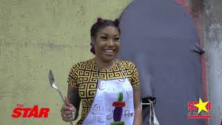 IN THE KITCHEN: Shauna Controlla cooks steamed fish