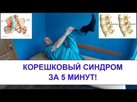 Что делать если болит поясница и отдает в ногу лечение