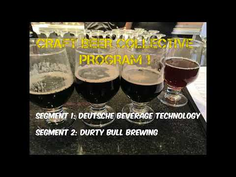 Craft Beer Interviews: Deutsche Beverage Technology & Durty Bull Brewing