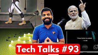 Tech Talks #93 - Moto G5 Plus, Mobile Sperm Count, Phab 2 Pro, S8 Heat Pipe, iPhone 8 Wireless