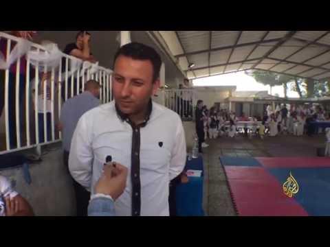 بطولة للتايكوندو خاصة بالفتيات في القدس