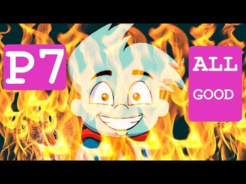Jule plays: Pajama Sam 2: Thunder and Lightning Aren't so Frightening [P7] THAT was the ending  