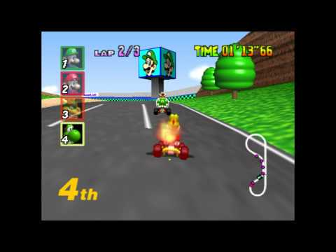 MARIO Kart 64 + QWOP - Asian Gamer, What's New?