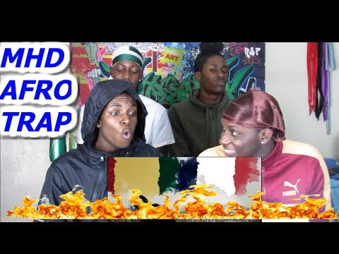 MHD - AFRO TRAP PART. 7 (La Puissance) & PART. 10 (MULA GANG) - REACTION!