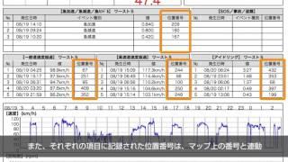 【動画】SKYEYE DMS 3自動解析機能