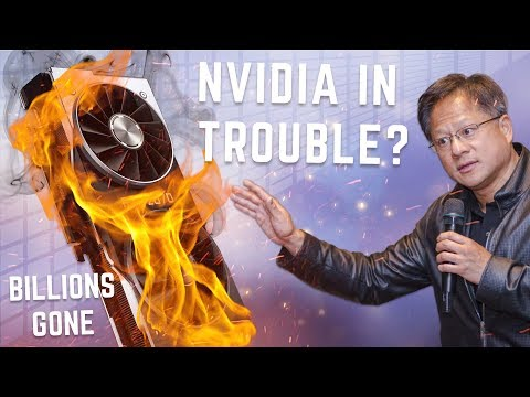 Wow! Nvidia Has Lost HALF Its Value in 2 Months!