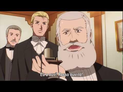 "Dom Pedro II em ""Time Travel Shoujo"" — EPISÓDIO 9 COMPLETO — ""Koōru Beru/Bell's Responses"""