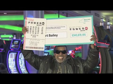 Powerball Winner Comes Forward