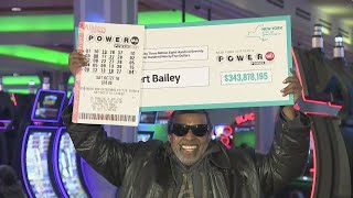 Powerball Winner Comes Forward