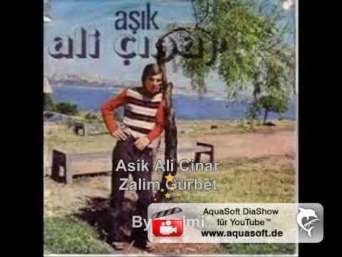 Asik Ali Cinar - Zalim Gurbet