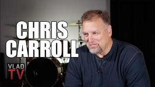 Former Las Vegas Police Sergeant Chris Carroll spoke to VladTV abou...