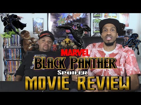 Black Panther (Spoiler)Movie Review