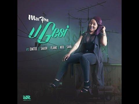 Miss Pru - uGesi [Feat. Emtee x Saudi x Flame x Neo x Sjava] (Audio)