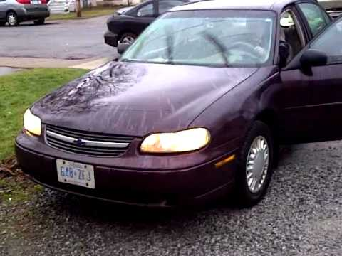 2000 Malibu With Dying Battery Needs Changing