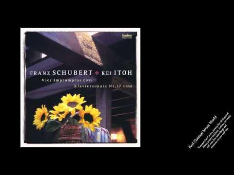 Kei Itoh plays Schubert 4