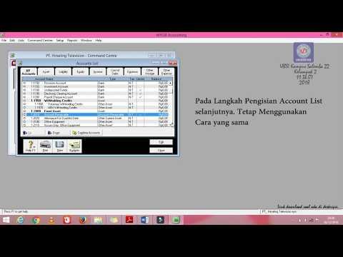 Ubsi Salemba 22 Akaii 11 3b 07 Kelompok2 2018 Tutorial Aplikasi Program Akuntasi Myob Versi V 18
