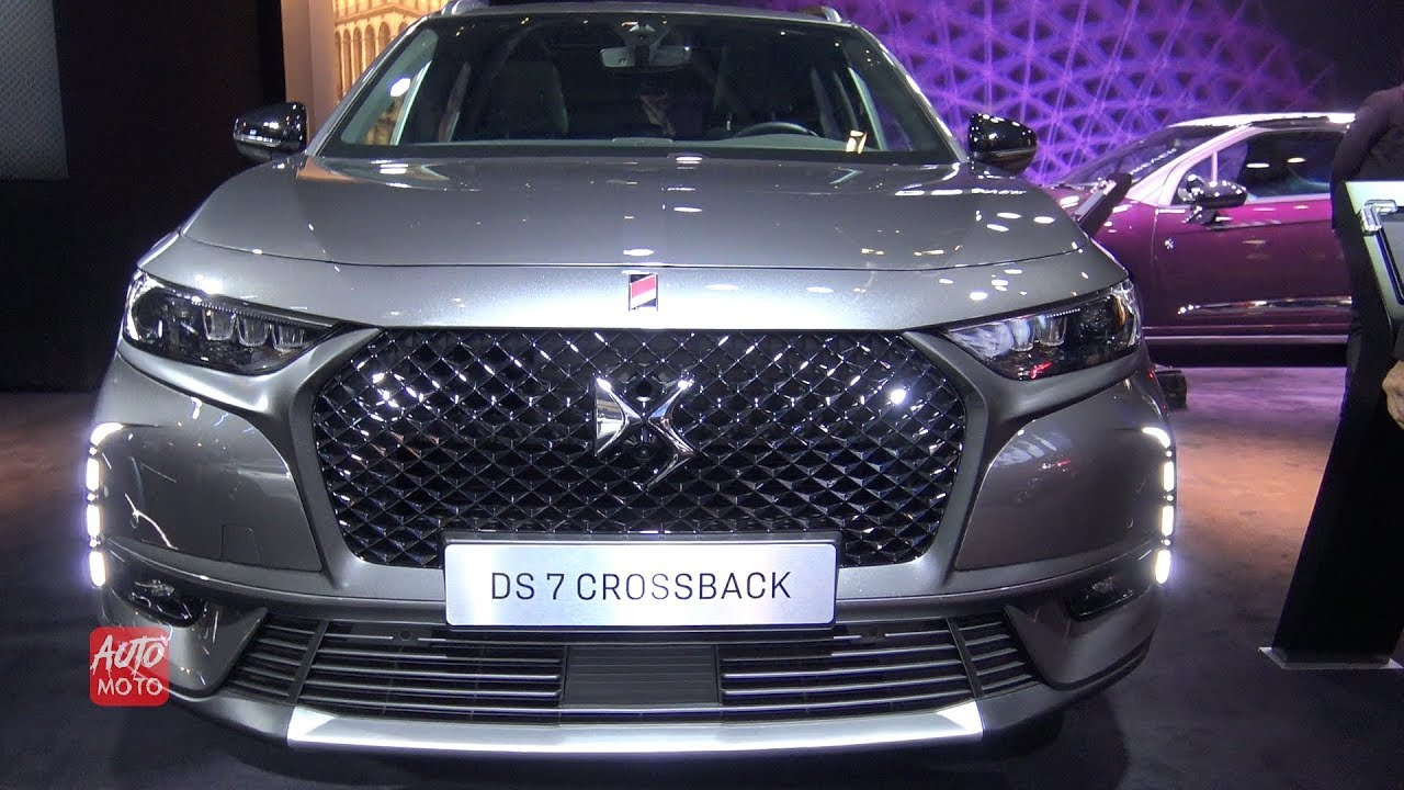 2019 ds7 crossback world premiere exterior and interior. Black Bedroom Furniture Sets. Home Design Ideas