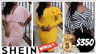Fall Clothing Try On Haul 2018