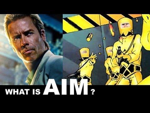 Iron Man 3 : AIM & Aldrich Killian - Beyond The Trailer