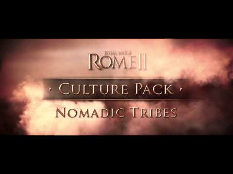 Total War: ROME II - Nomadic Tribes Culture Pack Official Trailer - US