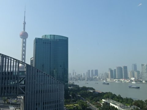 Pearl Orient Tower, Shanghai, China