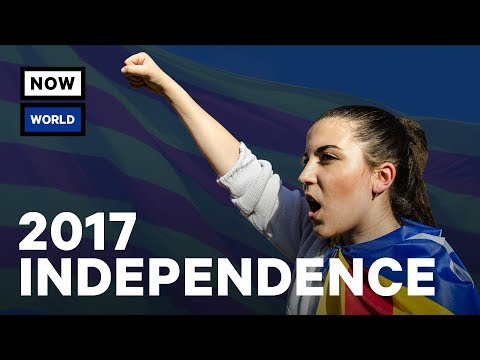 Who's Fighting For Independence in 2017?