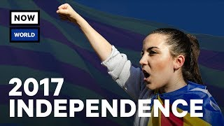 Who's Fighting For Independence in 2017? | NowThis World