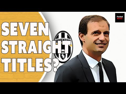 Juventus Under Massimiliano Allegri | Football Tactics
