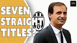 Juventus Under Massimiliano Allegri | Football Tactics