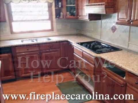 GIALLO ORNAMENTAL Granite Countertops Installed Concord NC 4 1 13